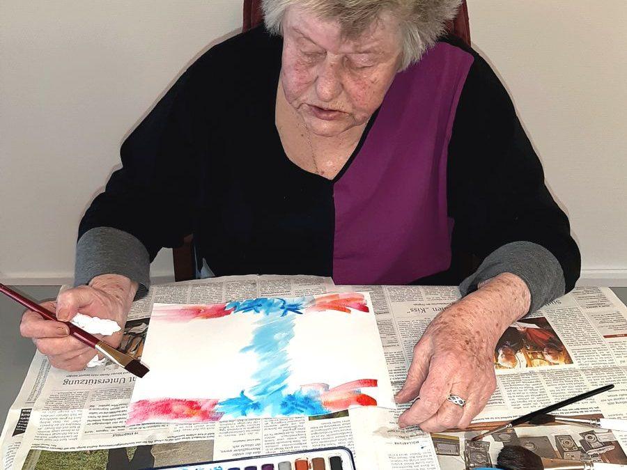 Kreative Patienten